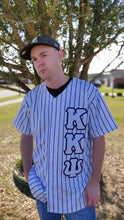 Load image into Gallery viewer, Kappa Kappa Psi - White Baseball Jersey