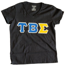 Load image into Gallery viewer, (Back Ordered) Tau Beta Sigma - Ladies' Night Special T-Shirt