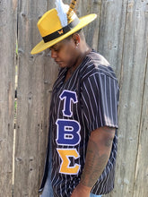 Load image into Gallery viewer, Tau Beta Sigma Black Jersey