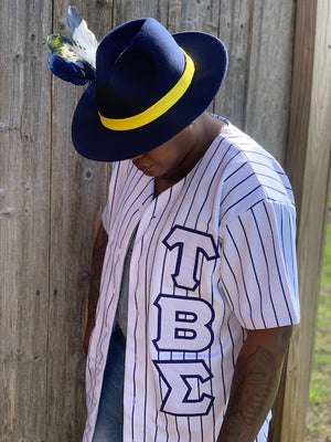 Tau Beta Sigma White Jersey