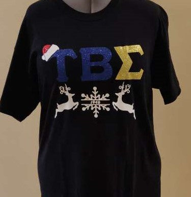 Tau Beta Sigma - Holiday T-Shirt