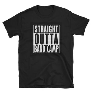 Straight Outta Bandcamp - Short-Sleeve Unisex T-Shirt