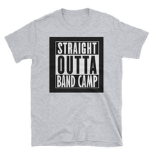 Load image into Gallery viewer, Straight Outta Bandcamp - Short-Sleeve Unisex T-Shirt