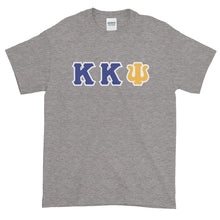 Load image into Gallery viewer, Kappa Kappa Psi - Crest Centennial - Short-Sleeve T-Shirt
