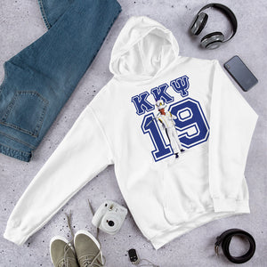 Kappa Kappa Psi - Greek '19 - Drum Major - Unisex Hoodie