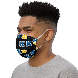 Kappa Kappa Psi - Greek - Face mask