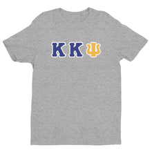 Load image into Gallery viewer, Kappa Kappa Psi - Greek Letters - Short Sleeve T-shirt