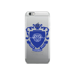 Kappa Kappa Psi - Centennial Crest - iPhone Case