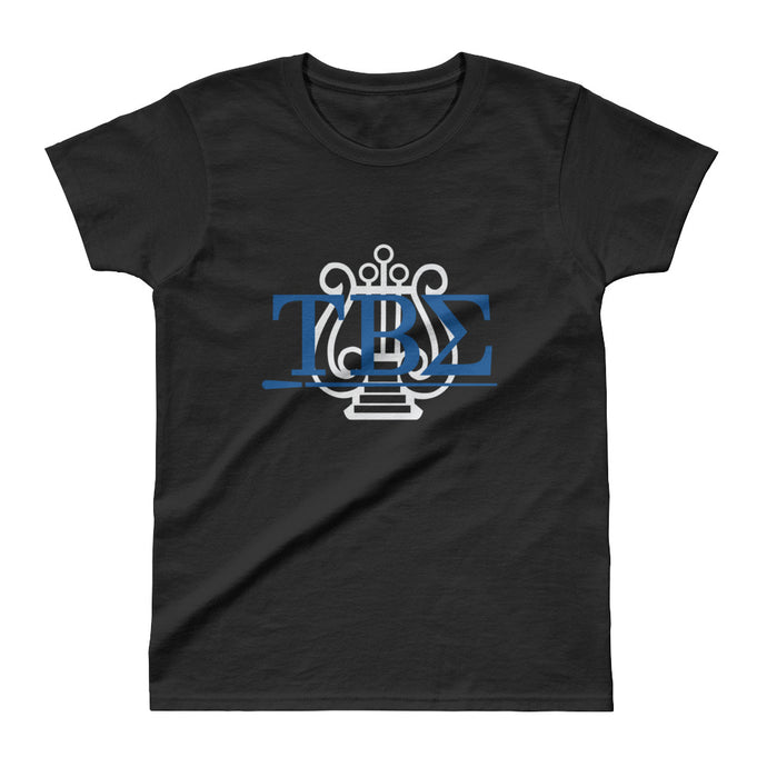 Tau Beta Sigma - Greek Ladies' T-shirt