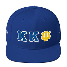 Load image into Gallery viewer, Kappa Kappa Psi - 1919-2019 - Snapback Hat