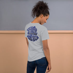 Tau Beta Sigma - Graffiti Double Sided - Short-Sleeve Unisex T-Shirt