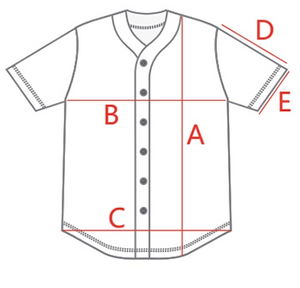 Kappa Kappa Psi - Baseball Jersey With Crest