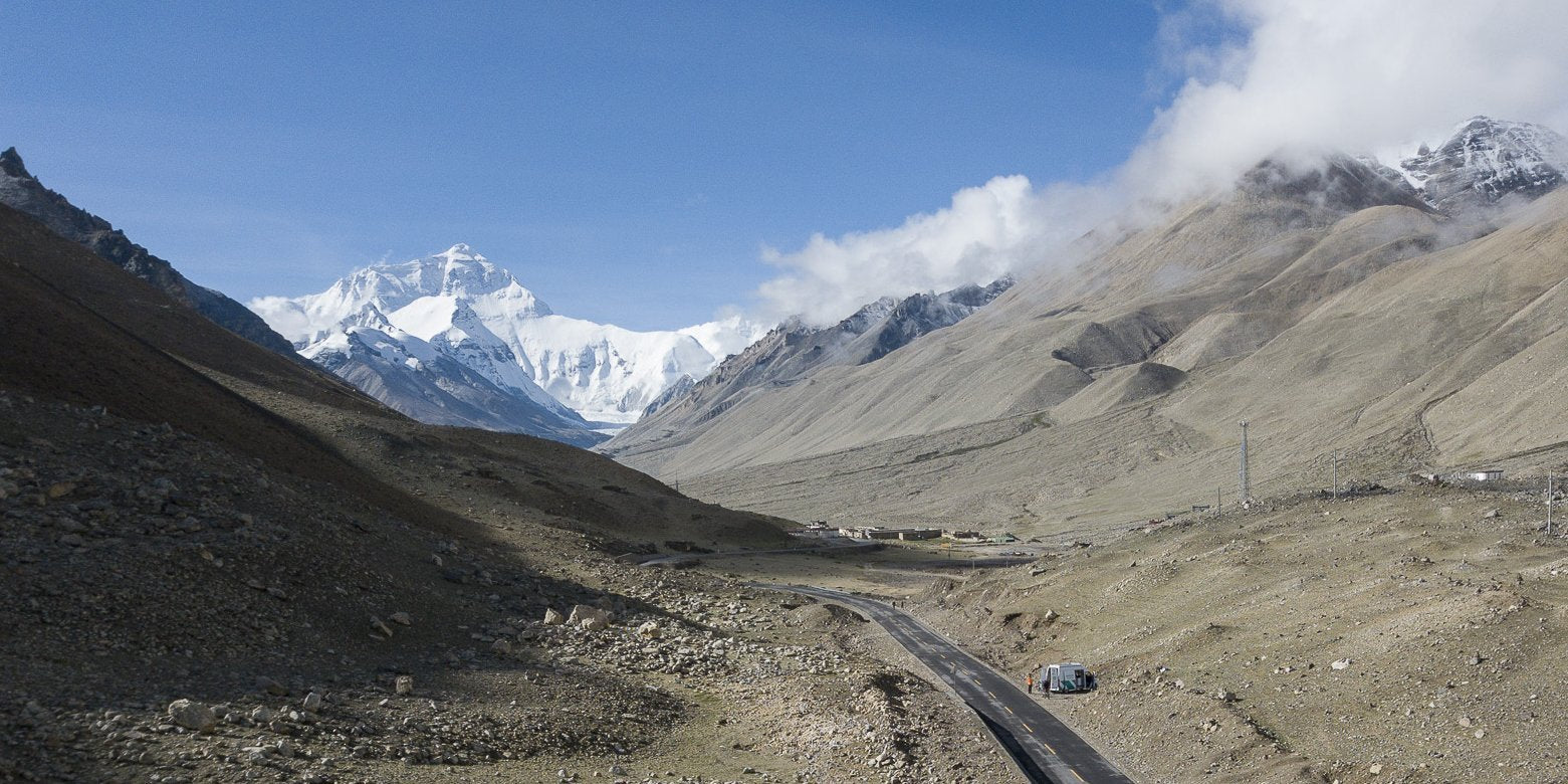 Places: Reflections on a journey to Everest | Khunu