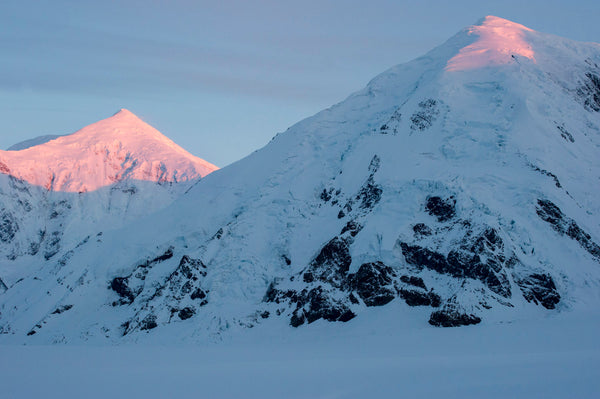 Sunset at Denali