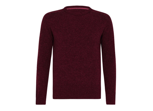 Balto: Burgundy - Khunu yak wool