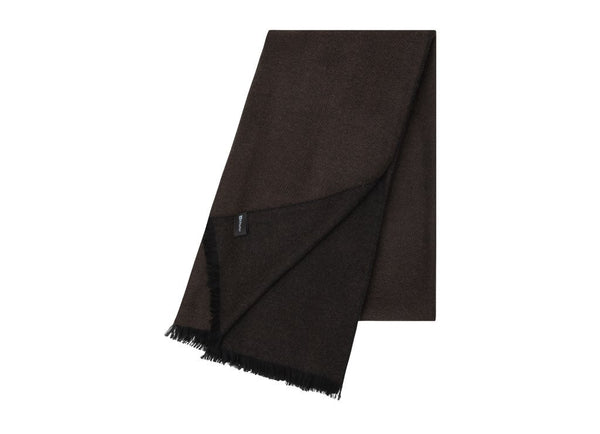 Travel Wrap Classic: Black/Brown - Khunu
