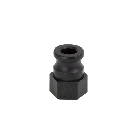 Banjo Male Adapter Female Threads 2'' P/N: GG200A