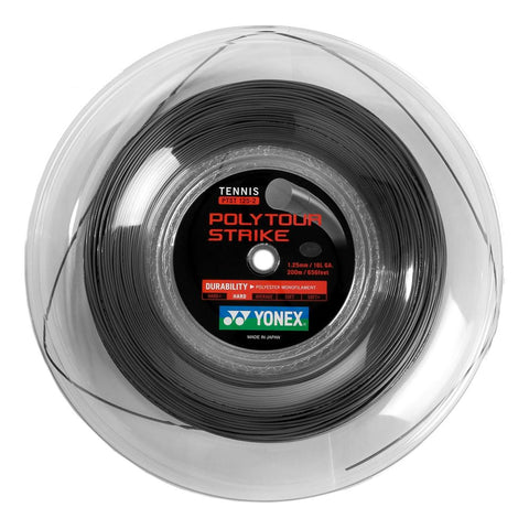 Yonex Poly Tour Strike 125 200m Reel black