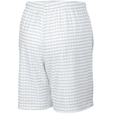 Wilson Boys Outline 7 inch Short white/grey