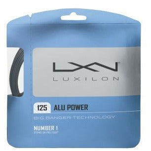 Luxilon ALU Power 125 12m Set