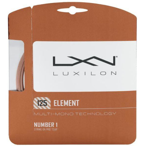 Luxilon Element 125 12m Set