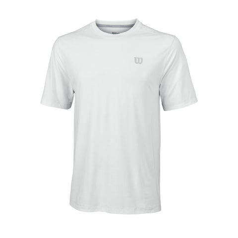 Wilson Mens Star Blur Crew white