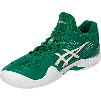 Asics Court FF Novak - Kale/White