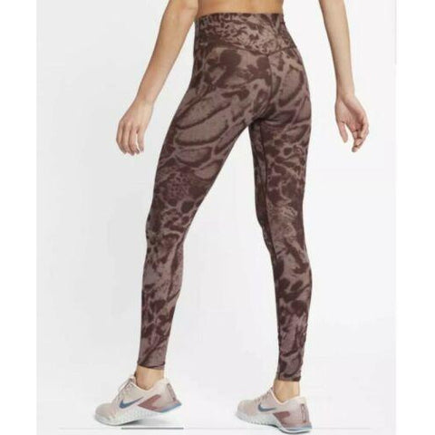 Nike Womens One Luxe Tight - Printed