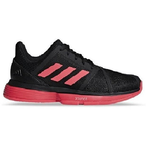 Adidas Court Jam Bounce black/shock-red/white