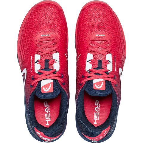 Head Revolt PRO 3.0 Clay - Red/Dark Blue