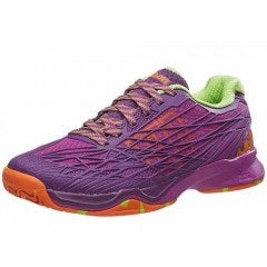Wilson Womens Kaos CC plum/orange