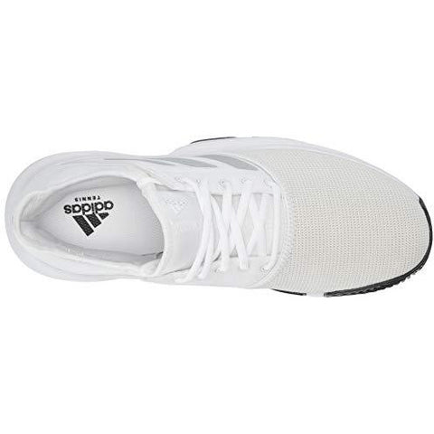Adidas Game Court - White/Matte Silver/Black