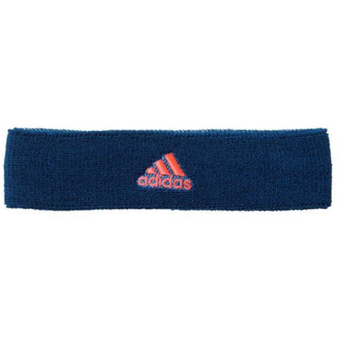 Adidas Tennis Headband steel/red