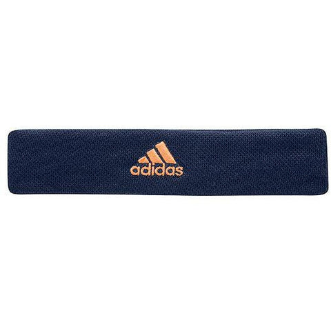 Adidas Headband blue/orange