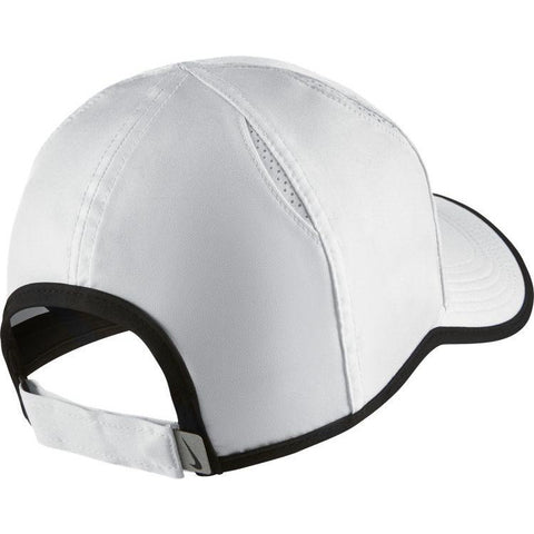 Nike Featherlight Cap white/black