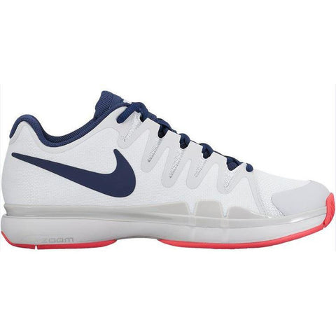 Nike Womens Zoom Vapor 9.5 Tour white/navy/pink