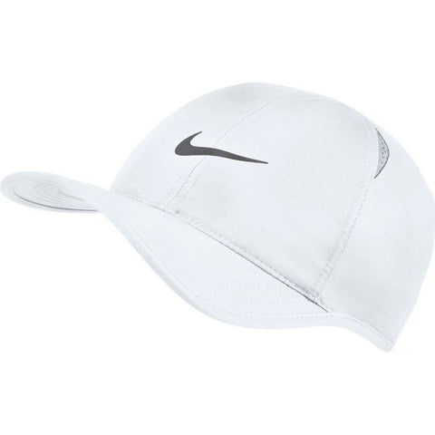 Nike Featherlight Cap white
