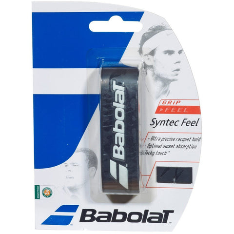 Babolat Syntec Feel Replacement Grip black