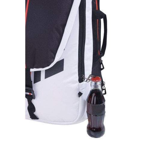 BABOLAT PURE STRIKE 2020 BACKPACK - WHITE/RED