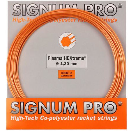 Signum Pro Plasma HEXtreme 1.30mm tennis strings
