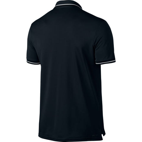 Nike Court Dry Polo black/white