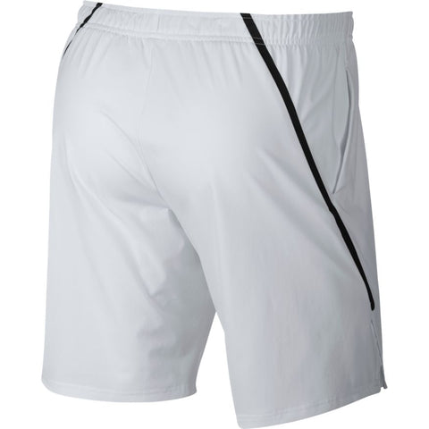 Nike Court Flex Ace Shorts white/black