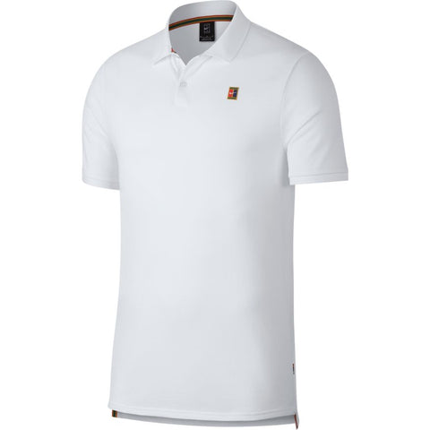 NikeCourt Mens Polo - White