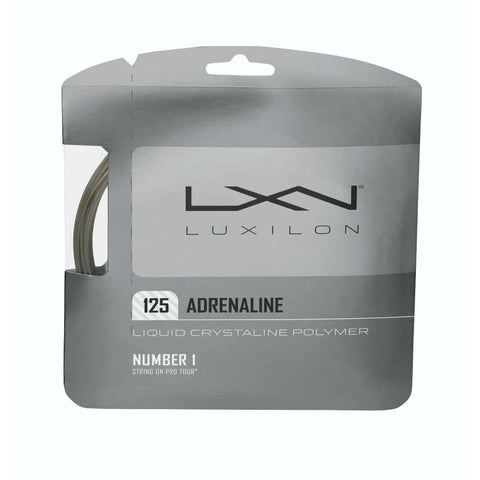 Luxilon Adrenaline 125 12m Set