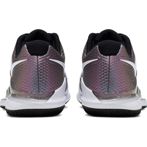Nike Womens Air Zoom Vapor X - White/Black/Psychic Purple