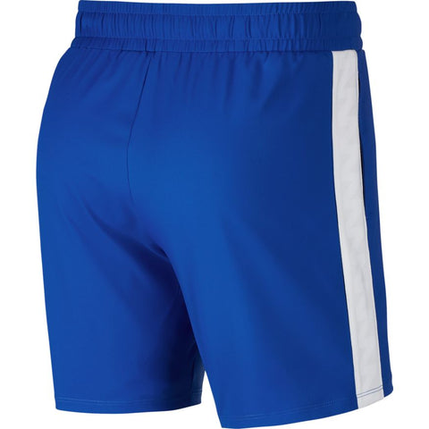 Nike Court Dry Rafa 7 Inch Short - Game Royal/China Rose