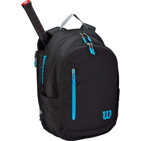 Wilson Ultra Super Tour Backpack - Black/Silver