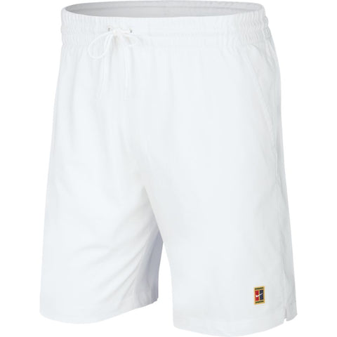 Nike Court Heritage Short - White