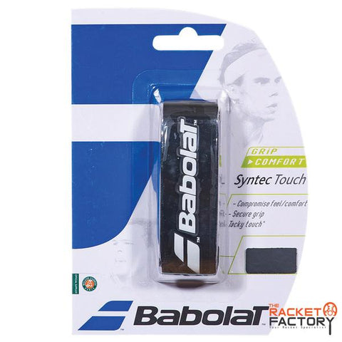 Babolat Syntec Touch Replacement Grip black