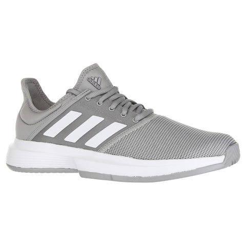Adidas Womens Game Court light-granite/white/grey